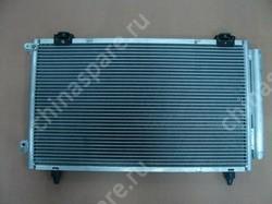 Радиатор кондиционера f3, f3r 17.05.0400f3001 BYD F3