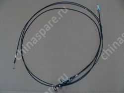 Cable assy, luggage compartment lid & fuel filler lid BYD F3
