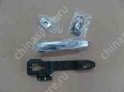 Наружная ручка левой передней двери (хромированная) BYD F3