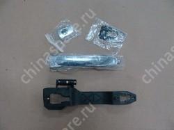 Наружная ручка правой передней двери (хромированная) BYD F3