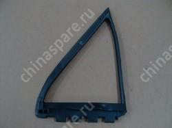 Уплотнитель форточки левой задней двери BYD F3