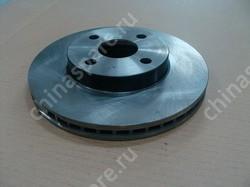 Передний тормозной диск BYD F3