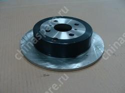 Задний тормозной диск BYD F3
