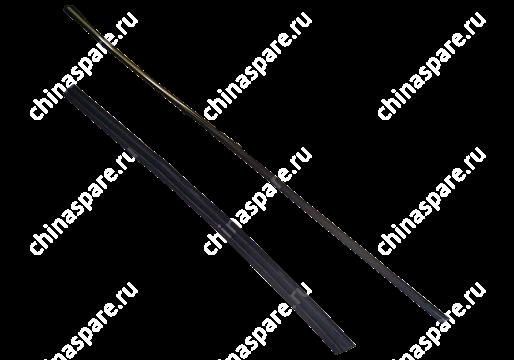 B146107113 Уплотнитель внешний переднего левого стекла Chery Cross Eastar