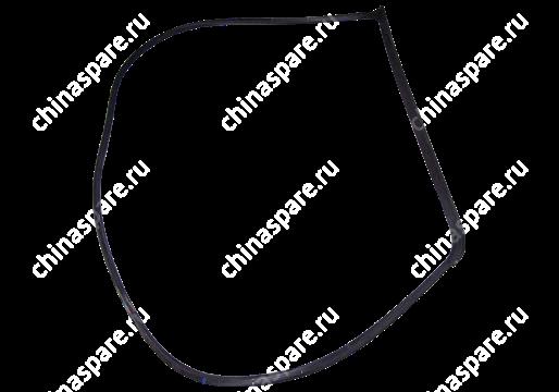 B146107120 Уплотнитель правой передней двери Chery Cross Eastar