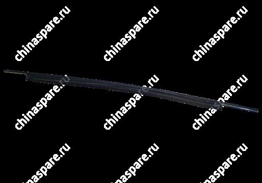 B146207114 Уплотнитель стекла задней правой двери внешний Chery Cross Eastar