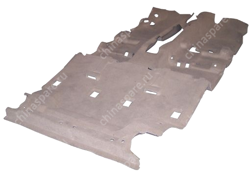 B148210010 Carpet assy - front Chery Cross Eastar