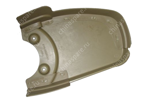 B146800043 Ft upr inner trim board-rh Chery Cross Eastar