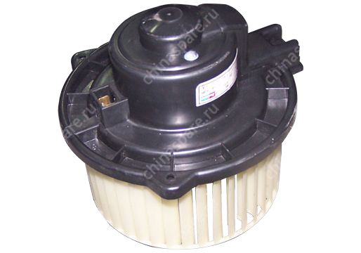 B148107110 Мотор вентилятора отопителя с крыльчаткой Chery Cross Eastar