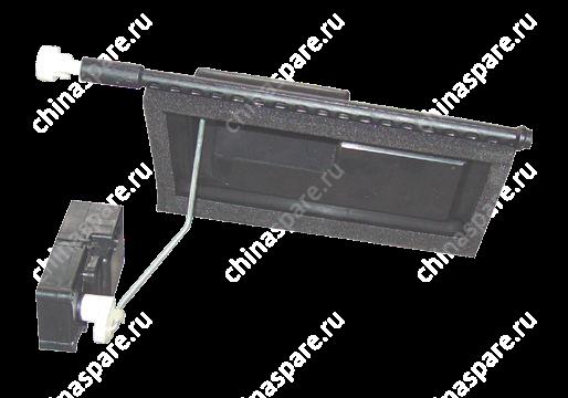 B118107710 Шторка циркуляции воздуха пласт. Chery Cross Eastar
