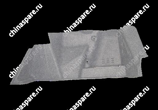Mould assy - rear arch rh Chery Eastar