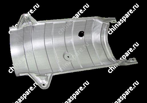 Heat insulation plate-three way catalytic converter Chery Eastar