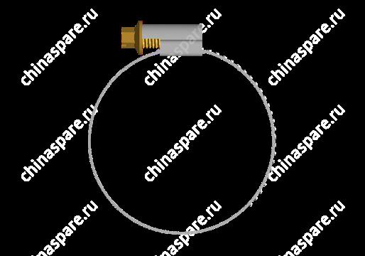 Clamp - worm Chery Eastar