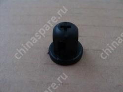 Крепежный зажим нижнего щитка передней стойки BYD F3