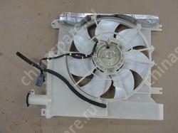 Электровентилятор охлаждения двигателя f0 BYD Flyer
