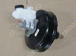 Тормозной цилиндр главный в сборе с вакуумным усилителем f0 BYD Flyer