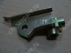 Соединитель тормозных трубок с кронштейном (на 2 трубки) f-3 BYD Flyer