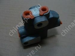Соединитель тормозных трубок (на 4 трубки) f3, f-3r BYD Flyer