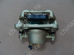 Скоба переднего тормоза правая в сборе f3, f-3r BYD Flyer