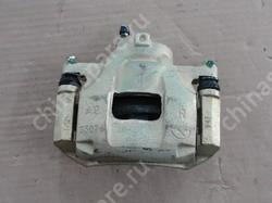 Скоба переднего тормоза правая f0 BYD Flyer