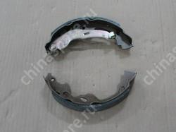 Колодка тормозная задняя правая (2шт.) f0 BYD Flyer