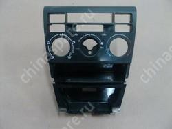 Накладка панели управления кондиционером gl-i f-3, f-3r BYD Flyer