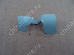 Кронштейн заднего бампера левый №2 (металл) f-3 17.09.0100f3028 BYD Flyer