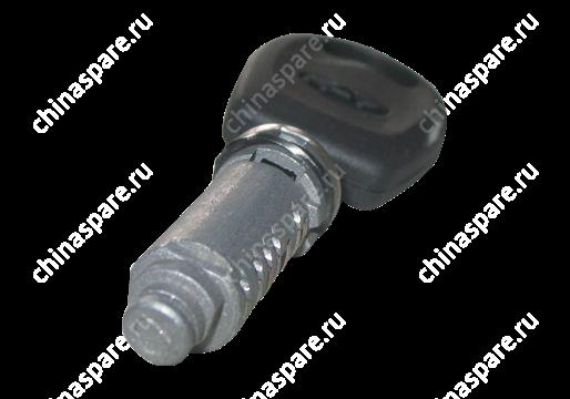 A159CN6105510 Lock core assy - fr door lh Chery Amulet