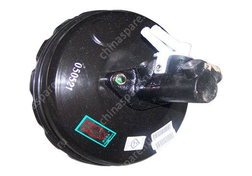 Vacuum power assist&tandem master cylinder Chery Amulet