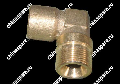 Elbow - combination valve Chery Amulet