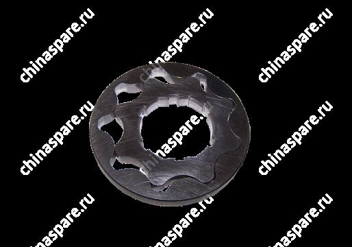 Gear group-oil pump Chery Amulet