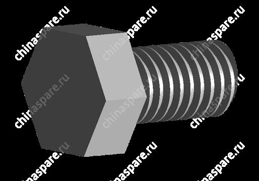 A151005121 Bolt-fly wheel assy Chery Amulet