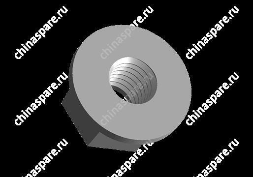 Nut - lock (hexagon) Chery Amulet