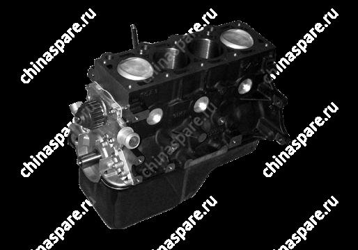 Блок двигателя Chery Amulet