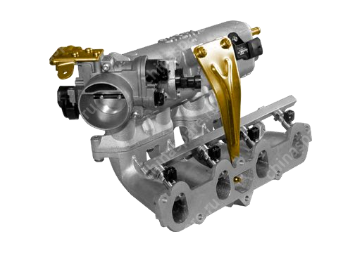 480ED1008001BA Inlet manifold with throttle body and fuel rail as Chery Amulet