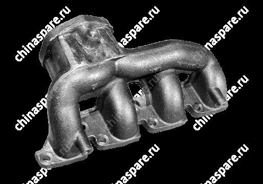 Коллектор выпускной (двигатель 480ed, евро-2) Chery Amulet