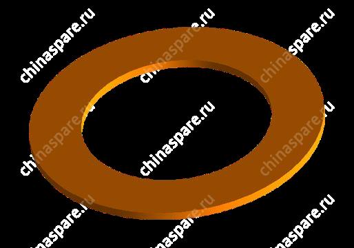 Шайба плоская металл Chery Amulet