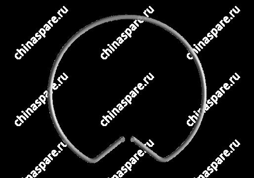 Кольцо фиксатор сепаратора сцепления Chery Amulet