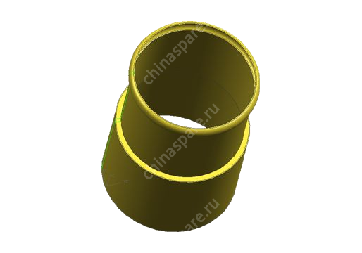 Pipe - connecting (tube) Chery Amulet