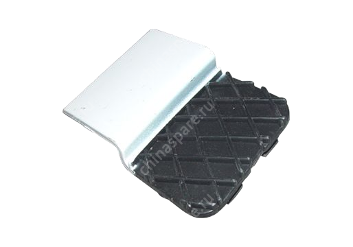 Заглушка крюка буксировочного бампера переднего Chery Amulet