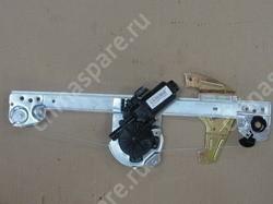 Стеклоподъемник передней правой двери в сборе (электро) f0 BYD F0