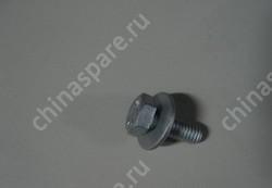 Hex-bolt&flat washer comp. BYD F0