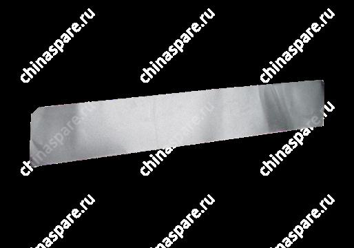 Diaphragm,glass channel-frt. Chery Amulet