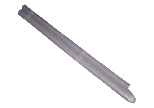 Накладка порога передняя левая серая Chery Amulet