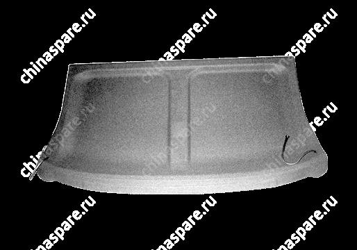 Обшивка крышки багажника Chery Amulet