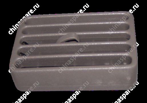 Дефлектор вентиляции (серый) Chery Amulet