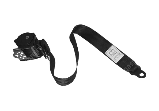 Safety belt l rear Chery Amulet