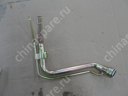 Ventalition pipe assy.,metal fueling pipe BYD F0