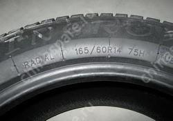 Radial tire assy. BYD F0