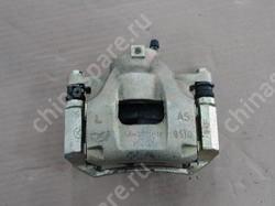 Front braking plier assy., l BYD F0
